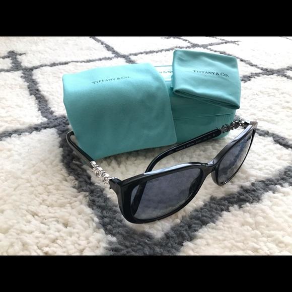 6f40d115f767 Tiffany   Co. Sunglasses with Swarovski Crystals.  M 5c5f01fa8ad2f9814980a15a. Other Accessories ...
